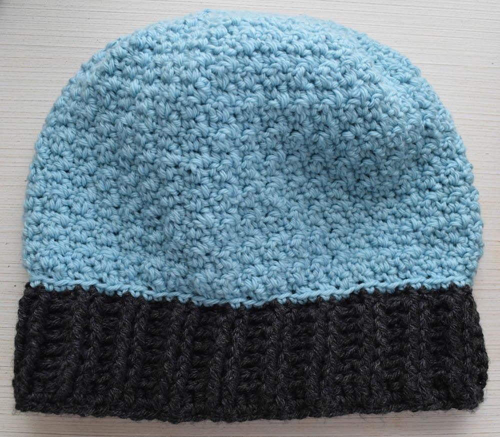 Pebble Stitch Hat | AllFreeCrochet.com