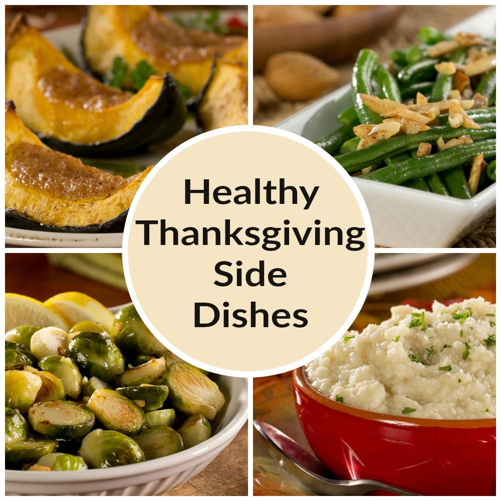 An Easy Healthy Side Dish: Thanksgiving Vegetable Side Dish Recipes: 4 Healthy Sides