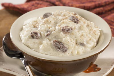 Creamy Rice Pudding