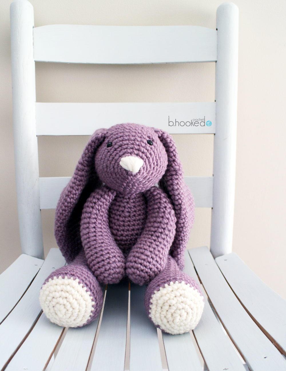 Layla Bunny   AllFreeCrochet.com