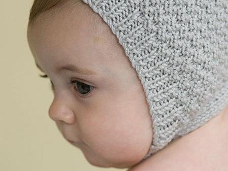 Vintage Baby Bonnet Allfreeknitting Com