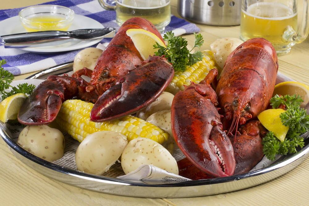 New England Lobster Boil | MrFood.com