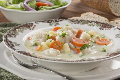 Recipe For Potato Dumpling Soup Mr Food