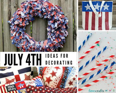 48 Fun 4th of July Decorating Ideas