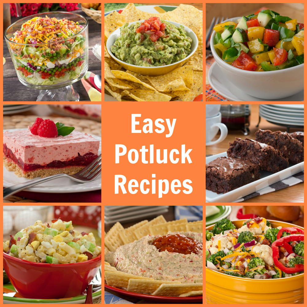 Easy italian recipes for potlucks