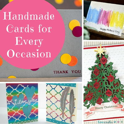 64 Handmade Cards for Every Occasion