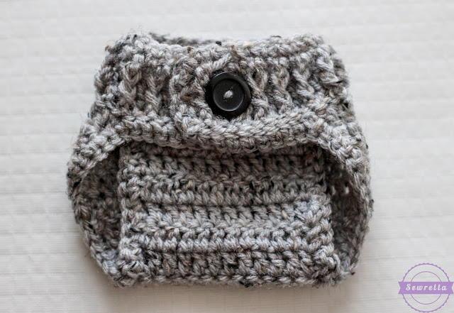 The Parker Crochet Diaper Cover Allfreecrochet Com