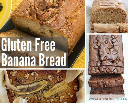 Gluten Free Pumpkin Banana Bread | FaveGlutenFreeRecipes.com