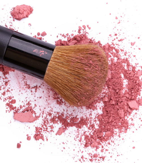 Natural DIY Blush