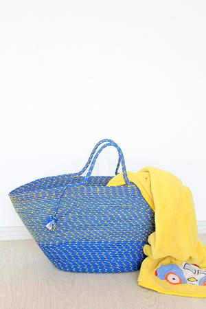 Rope Tote Bag Pattern