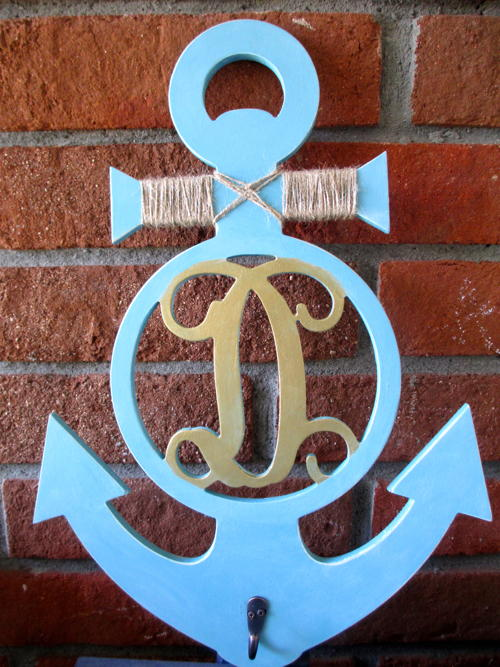 Nautical Fathers Day Craft