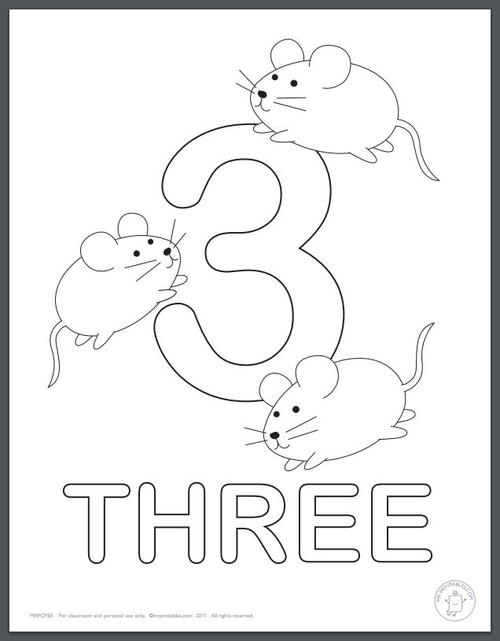 Learning numbers coloring pages for kids for Learning coloring pages for toddlers