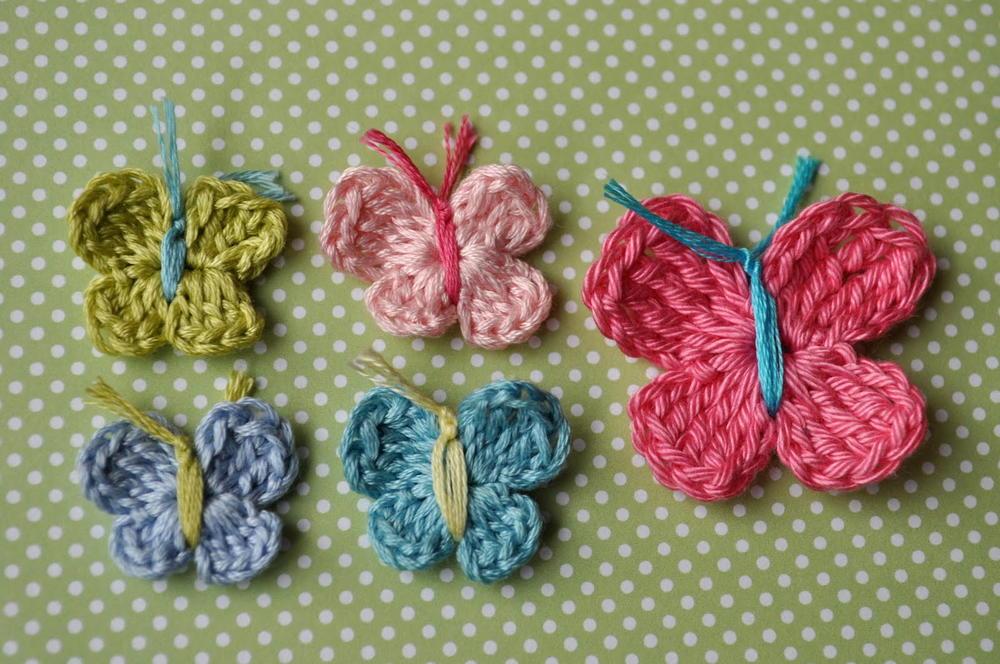 Crochet amigurumi butterfly | MARYJ HANDMADE - YouTube | 664x1000