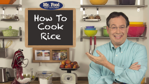 How To Cook Rice