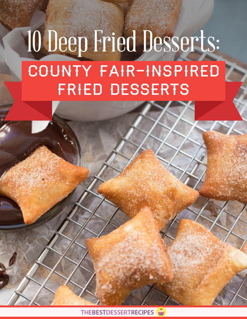 Fried Desserts eBook