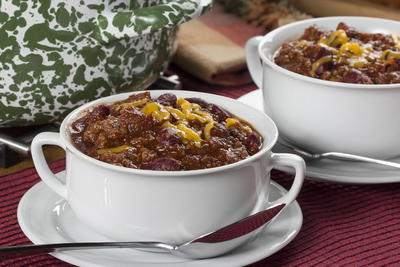 BBQ One-Pot Chili