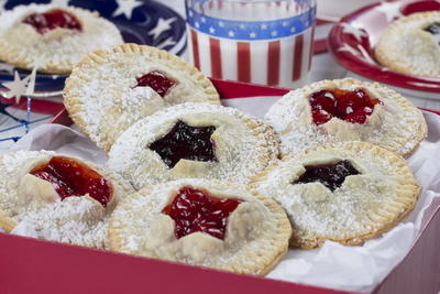 Election Day Hand Pies