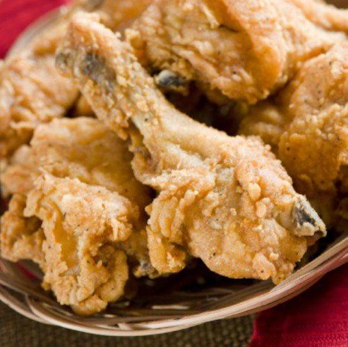 Copycat KFC Fried Chicken | FaveSouthernRecipes.com