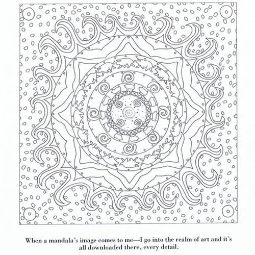 4 Free Printable Coloring Books PDF Downloads