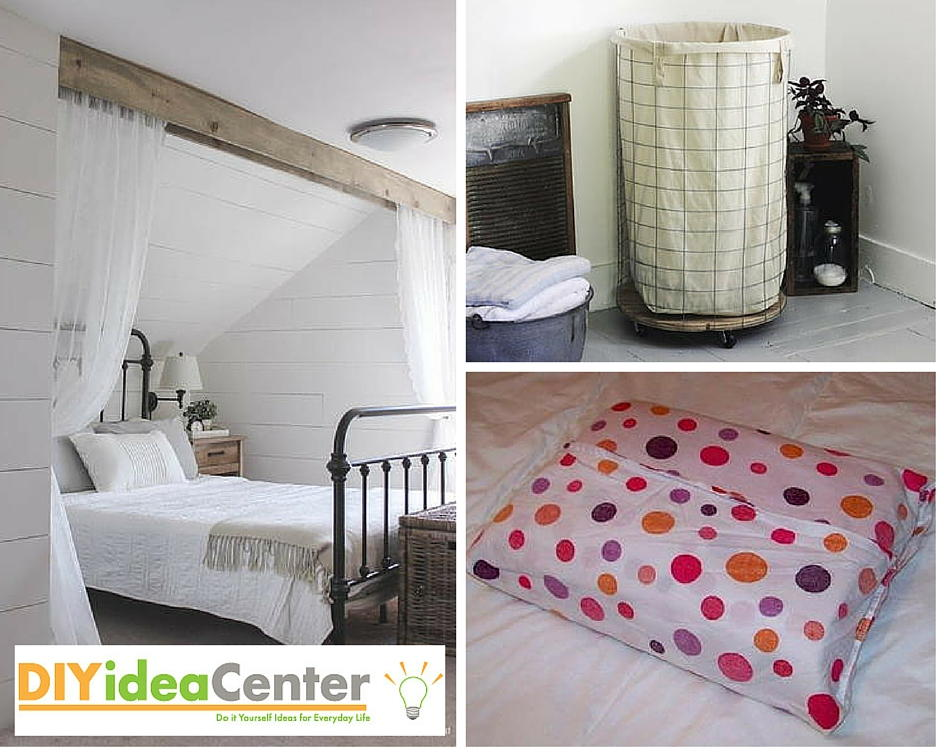 16 great diy bedroom ideas you will love for Great bedroom ideas