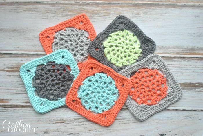how to crochet a pinwheel pattern