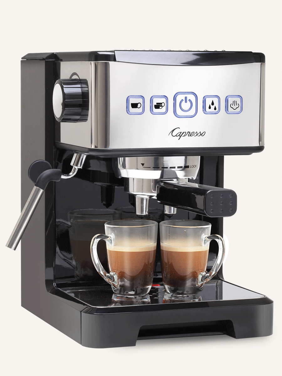 Capresso Ultima PRO Espresso amp Cappuccino Machine Review  : Capresso Ultima Pro Espresso and Cappuccino Machine 2ExtraLarge900ID 1713406 from www.diyideacenter.com size 900 x 1200 png 323kB