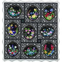 Language of Flowers Block of the Month Quilt Pattern Giveaway