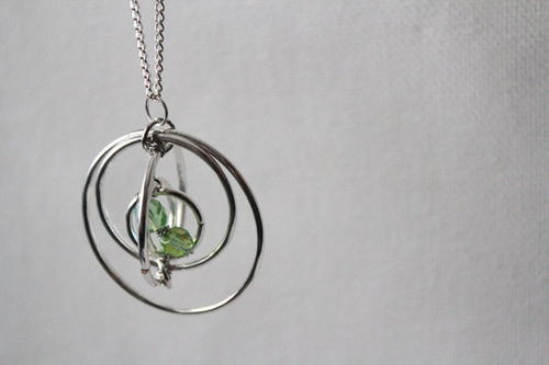 Time Turner Pendant Diy项链