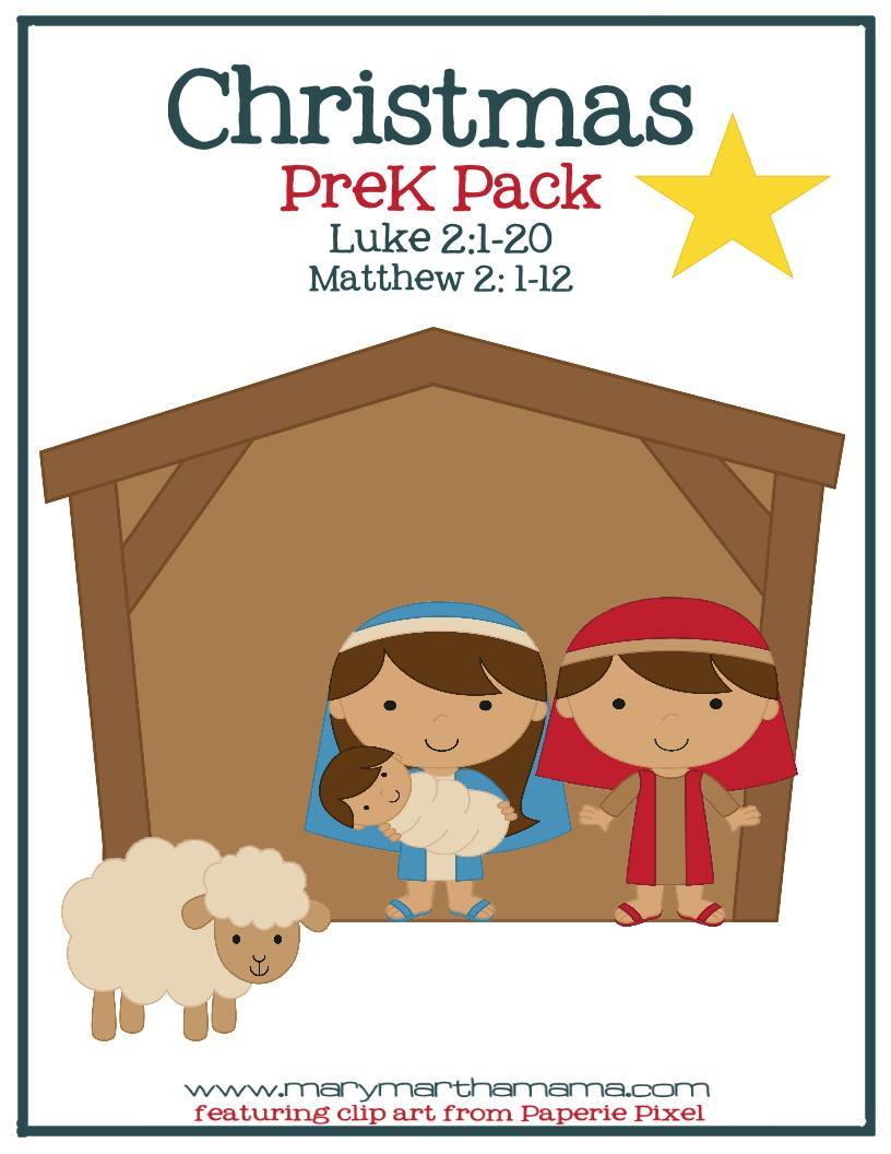 Printable Christmas Preschool Activities ...