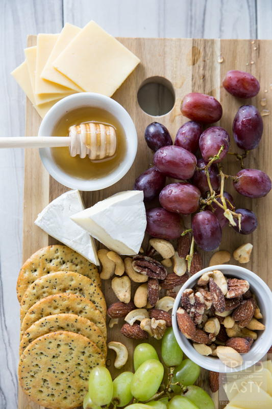 11 Easy Thanksgiving Appetizers
