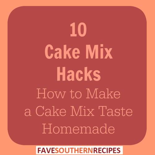 how to make vanilla cake taste