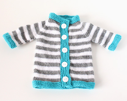 094abad25 Stripey Baby Sweater Pattern