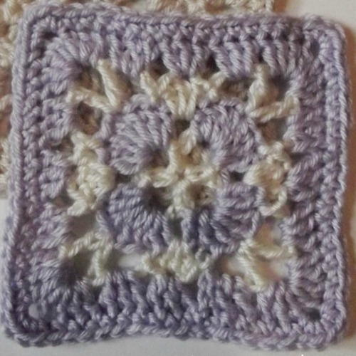 Crocheting Corners : Pretty Corners 5 Crochet Afghan Square AllFreeCrochetAfghanPatterns ...