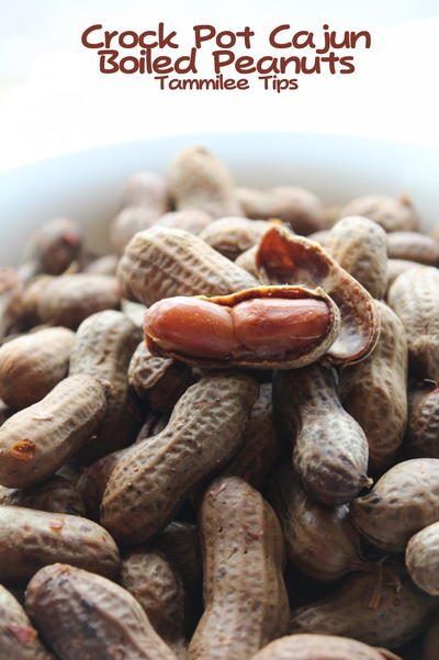 how to cook boiled peanuts in a can