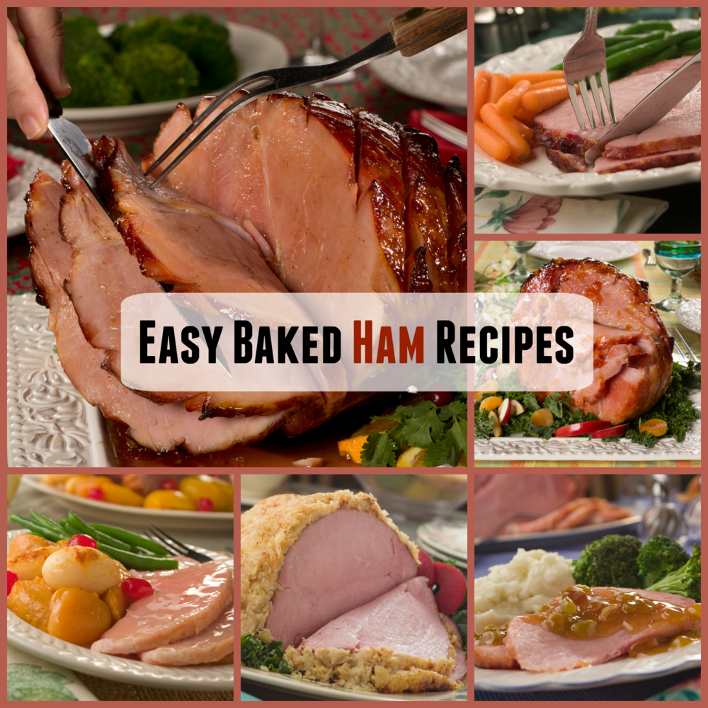 Top 12 Easy Baked Ham Recipes
