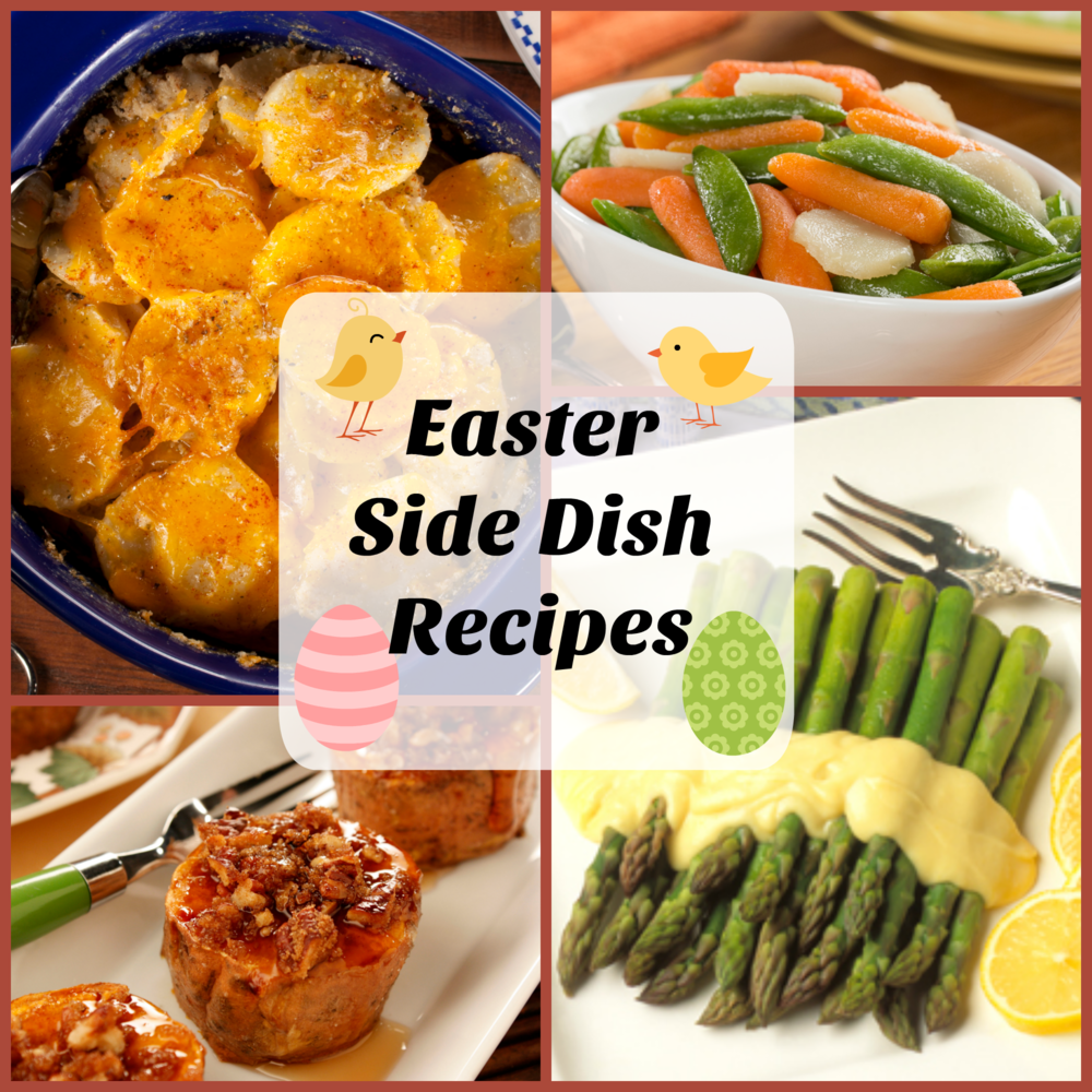 Recipes for easter 8 easter side dish recipes for Prime fish brunch