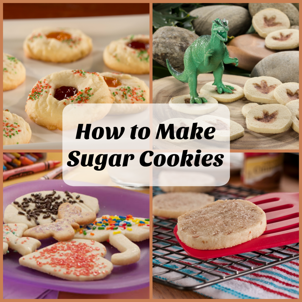 How To Make Sugar Cookies: 8 Of The Best Sugar Cookie
