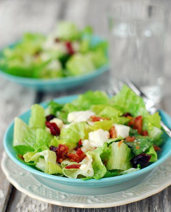 Bacon Cranberry Salad