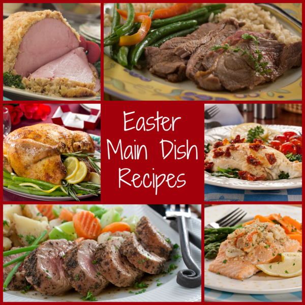 Easter Main Dish Recipes