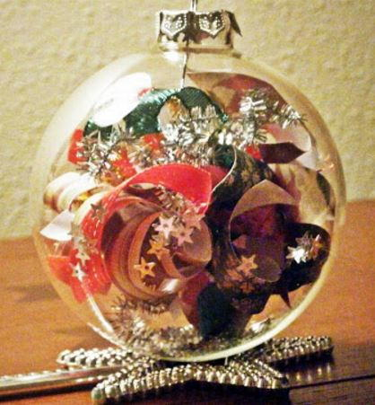 Yule Ball Ornament