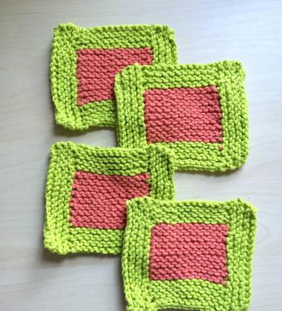 Super Easy Lap Blanket AllFreeKnitting.com