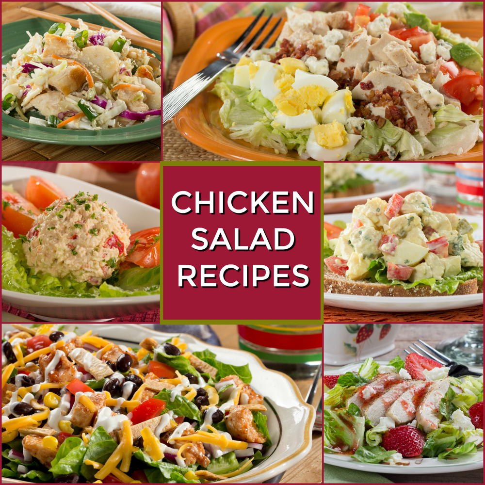 Healthy Chicken Salad Recipes | EverydayDiabeticRecipes.com