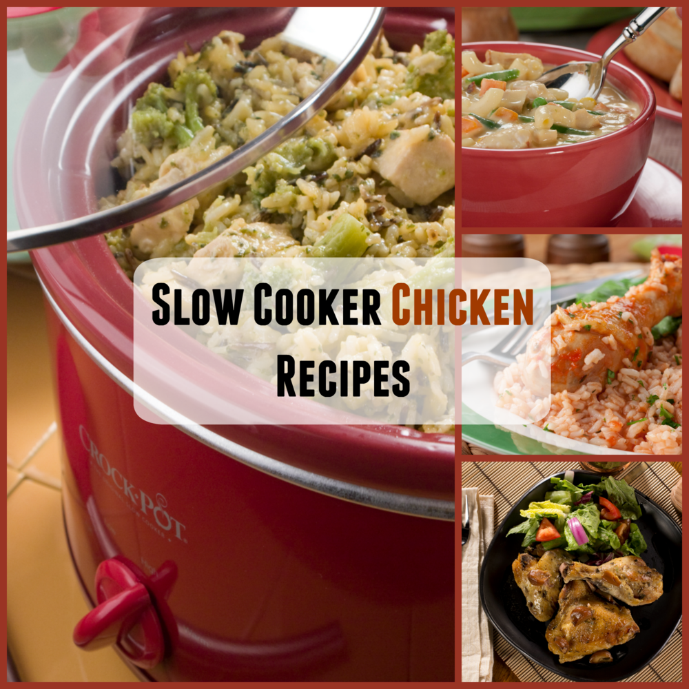 Top 10 Slow Cooker Chicken Recipes