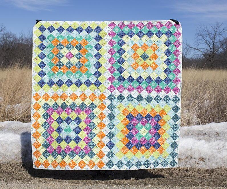 Saddle Up Quilt Pattern Favequilts Com