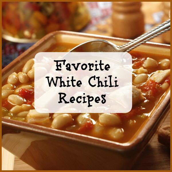 6 Favorite White Chili Recipes And Chicken Chili Recipes