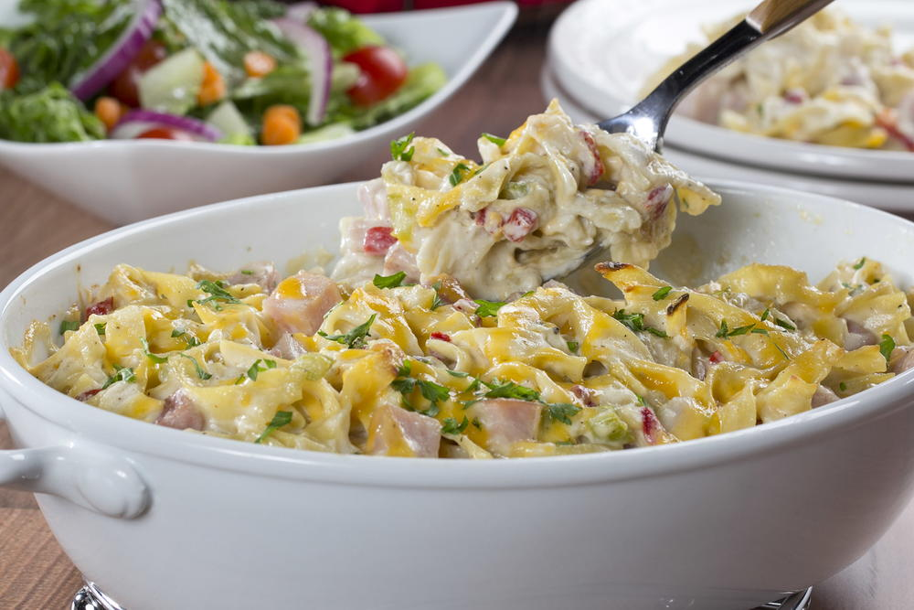 Mr Food S Creamy Ham Casserole