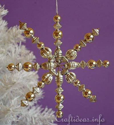 beaded christmas tree instructions