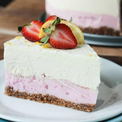 Inch Springform Ice Cream So Delicious Cake