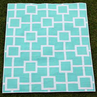 Beautiful Baby Blues Quilt