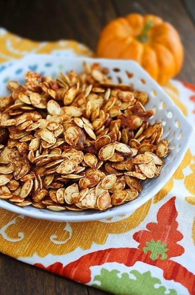 How to Roast Pumpkin Seeds at Home